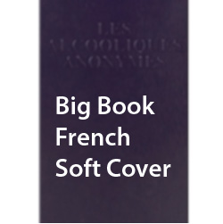 Big Book - Soft Cover - French