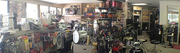 art's music shop