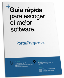 Guia de software TPV