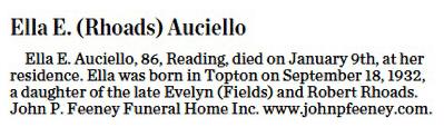 Free obituary