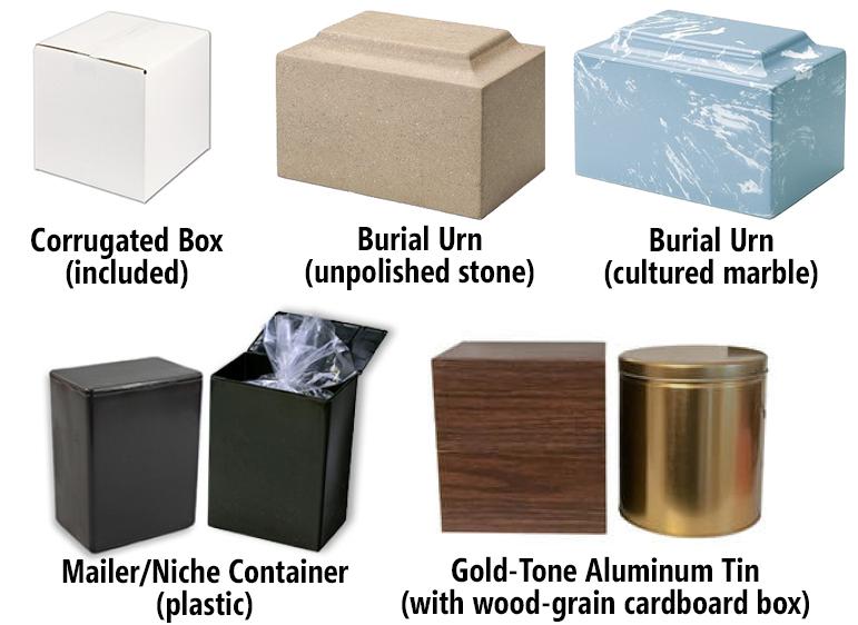 Urn Options