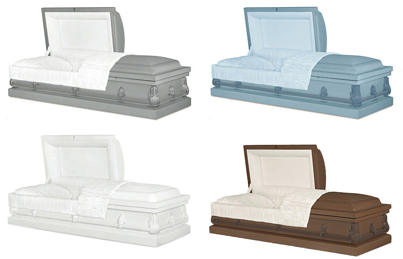 Casket Colors